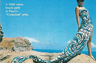 Pucci sea colours playful