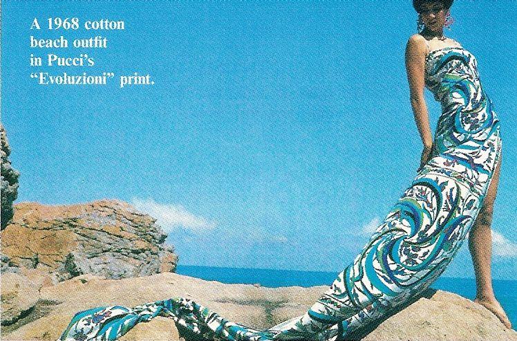 Pucci sea colours playful